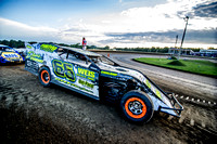 World Dirt Modified Track Championship - Deer Creek - 2012